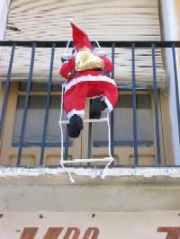 El Santa Claus del carrer Poveda