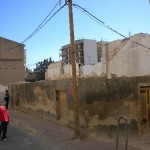 Cantó entre el carrer Col·lecta i Bouero